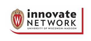 Graphic that says: Innovate Network, University of Wisconsin-Madison