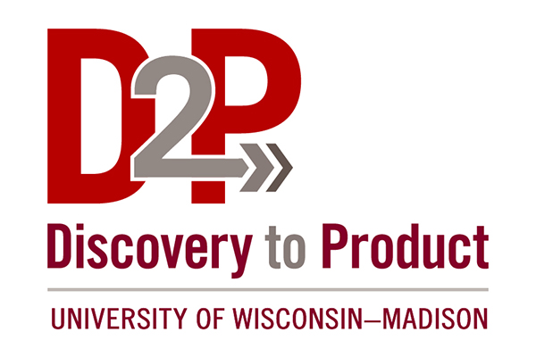 Logo that says Discovery to Product