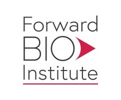 Logo that says Forward BIO Institute