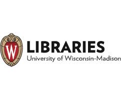 Logo that says UW Libraries University of Wisconsin Madison