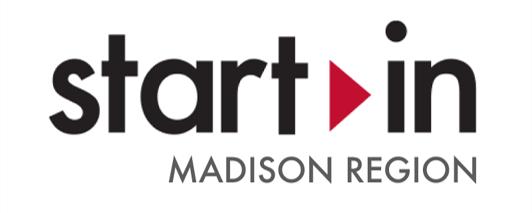 Logo that says Start In Madison Region