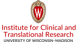 Logo that says Institute for Clinical and Translational Research