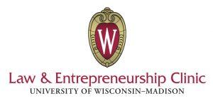 Logo that says Law & Entrepreneurship Clinic