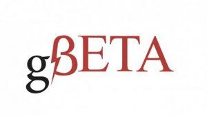 Logo that says gBETA