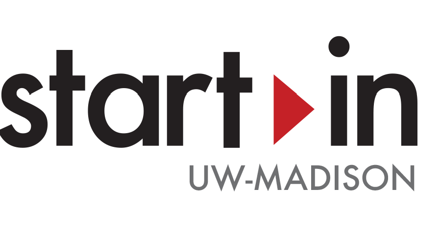 Logo that says Start In UW-Madison